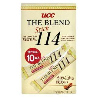 【UCC上島咖啡】114隨身包咖啡(10本入)