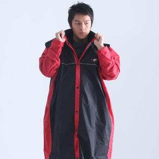 【BrightDay君邁雨衣】風雨衣連身式 - MIT蜜絲絨前開款(機車雨衣、戶外雨衣)