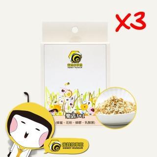 【蜜蜂故事館】樂活3+1(4gx10包x3盒)