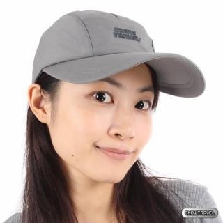 【SNOWTRAVEL】PORELLE防水透氣棒球帽(灰色)
