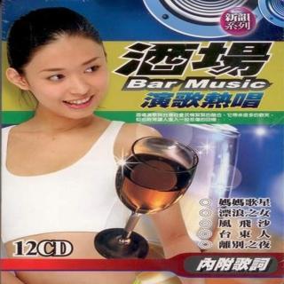【酒場演歌熱唱】國台語膾炙人口老歌(12CD/附歌詞)