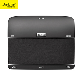 【Jabra】Freeway 車用藍牙通話及立體聲環繞音樂播放器(黑)