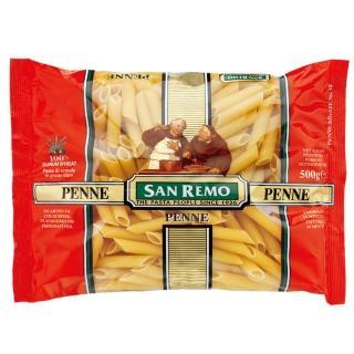 【美味大師】SAN REMO義大利尖管麵(500g)