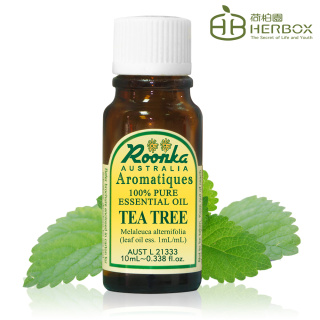 【Roonka 荷柏園】茶樹精油 10ml(Tea Tree)