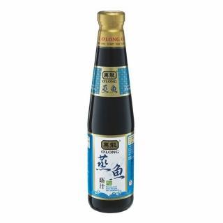 【黑龍】蒸魚蔭汁(400ml)