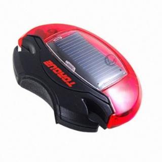 【INNOVITY】TORQUE系列 台灣製 太陽能/電池 雙供電 自行車 尾燈(LSP-10)