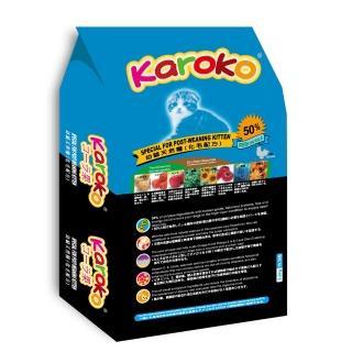 【Karoko】渴樂果雞+魚幼貓飼料8.8kg
