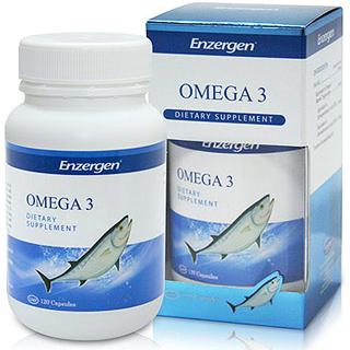 【紐西蘭Enzergen愛樂根】OMEGA3深海魚油1000mg(120粒)