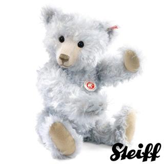 【STEIFF德國金耳釦泰迪熊】Ice Teddy Bear 42cm(限量版泰迪熊)