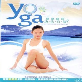 【寵愛女人系列】瑜珈美學功法自學DVD(讓你健康又美麗)