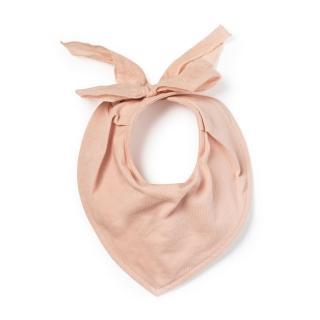 【瑞典ELODIE DETAILS】北歐時尚有機棉領巾型口水巾圍兜-小公主(Petit Royal)