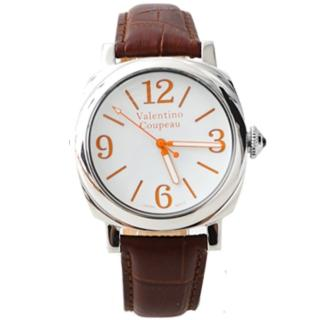 【Valentino范倫鐵諾】時尚品味型男大錶殼設計款不鏽鋼手錶(玖飾時尚NE772)