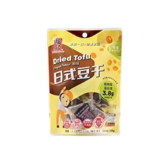~福記~日式素豆干~原味^(1袋^)