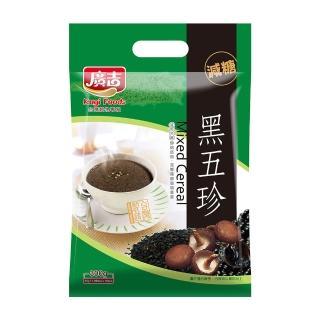 【廣吉】品豆-螺旋藻黑五珍_減糖(30g x 10小包)