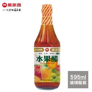 【萬家香】水果醋(595ml)