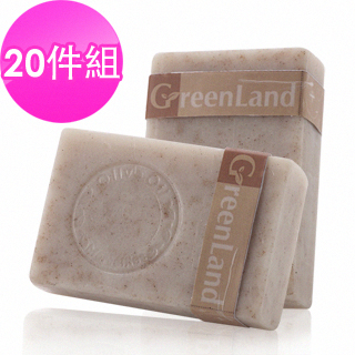 GreenLand 皇室寵愛絲滑馬賽皂