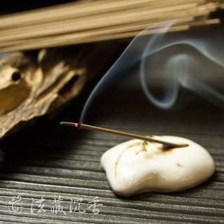 【法藏奇楠沉香】惠安沉香7寸細臥香A1(天然沉木香氣)