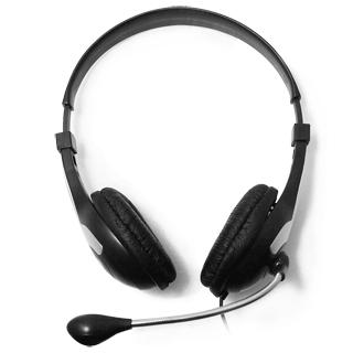 【J-GUAN】晶冠高感度頭戴式耳機麥克風(JG-PM95)