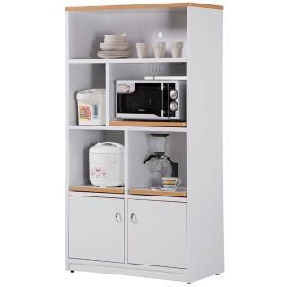 【顛覆設計】潮濕剋星-防水塑鋼3x6尺高收納櫃/碗碟櫃