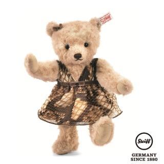 【STEIFF德國金耳釦泰迪熊】Jane Teddy Bear 24cm(限量版泰迪熊)