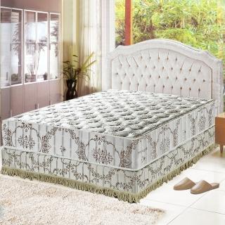 【睡芝寶】智慧涼感-記憶膠蜂巢獨立筒床墊(雙人5尺)
