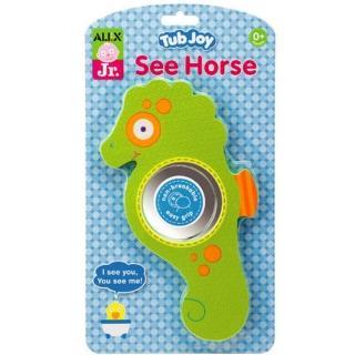 【美國ALEX】寶寶浴室海馬鏡