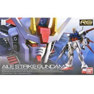 【BANDAI】鋼彈/RG 1/144 Strike/翔翼攻擊鋼彈 03(組裝模型)