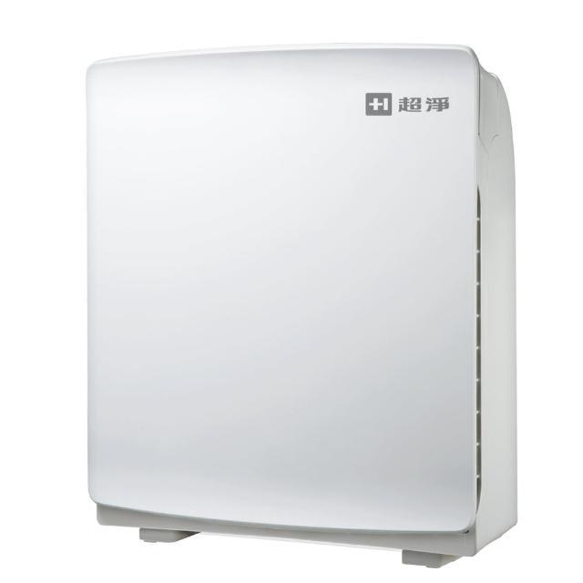 【佳醫 超淨】抗過敏空氣清淨機 5-8 坪(AIR-05W  白)