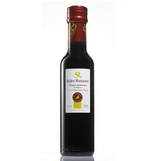 ~Soler Romero~西班牙莎蘿瑪有機紅巴薩米克醋^(250ml 瓶^)