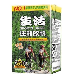 【生活】運動飲料250ml(24入)
