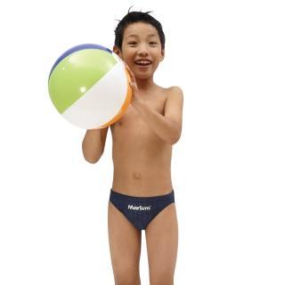 【≡MARIUM≡】小男競賽型泳褲(MAR-8102J)
