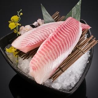 【台灣宅配通】嚴選台灣冷凍鯛魚片 1kg裝(200-250g/片)