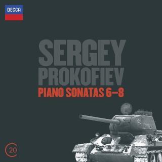 【福茂唱片】普羅可菲夫/鋼琴奏鳴曲第6-8號(1CDs)