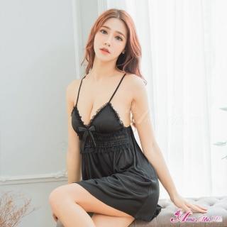 【Sexy Cynthia】似水柔情!柔緞睡襯衣