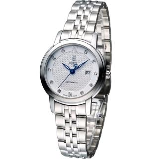 【E.BOREL 依波路】皇室系列機械腕錶(LS6155-2590)