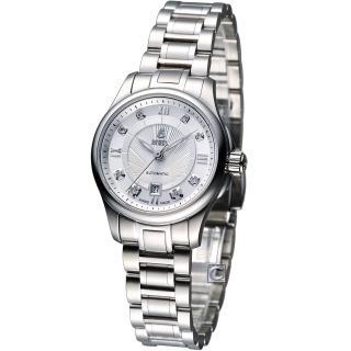 【E.BOREL 依波路】布拉克系列機械腕錶(LS7350-2590)