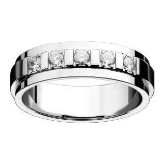 【ROYAL DAMON羅亞戴蒙】『驚豔』戒指(大)