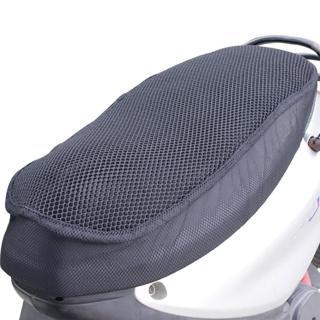 3D彈力立體蜂巢隔熱座墊(機車專用)
