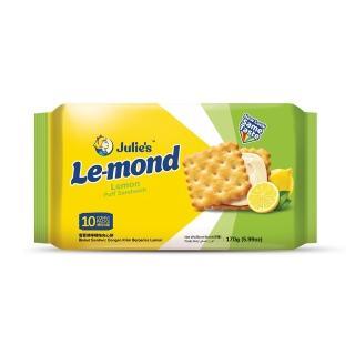 【Julies】雷蒙德檸檬味夾心餅(170g)