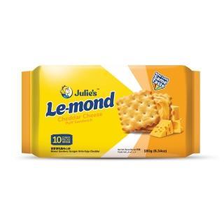 【Julies】雷蒙德乳酪夾心餅(180g)
