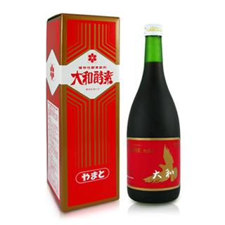 【日本養生國寶原裝進口】大和酵素原液 1 瓶(加贈 精美提袋)