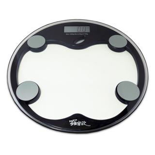 【羅蜜歐】家用電子圓型體重計(TCL-90)