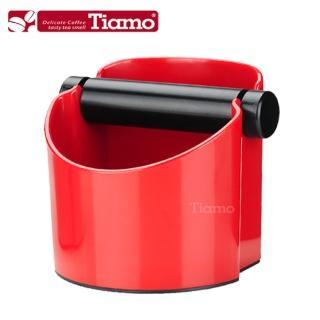 【Tiamo】迷你咖啡渣桶-紅色(BC2405R)
