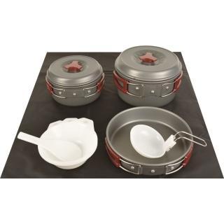 【RHINO 犀牛】三人輕便套鍋