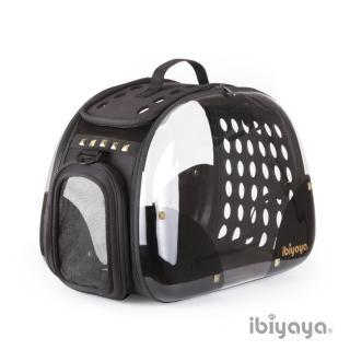【IBIYAYA依比呀呀】透明膠囊寵物提包-龐克搖滾(FC1220)
