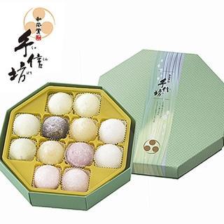 【手信坊】玉漾原味雪果禮盒(綜合12入)