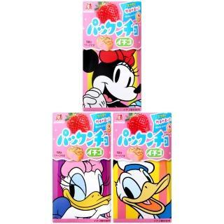 【森永製果】草莓夾心餅乾(45g)