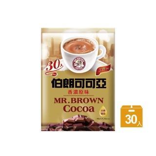 【伯朗咖啡】伯朗三合一可可亞/30入