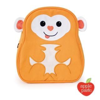 【美國 Apple Park】兒童造型背包 - 小猴子