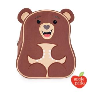 【美國 Apple Park】兒童造型背包 - 小熊